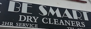 Be Smart Dry Cleaners